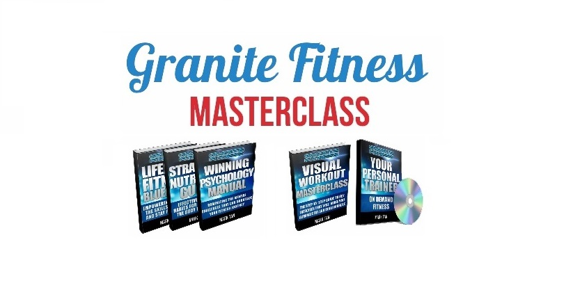 Granite Fitness Masterclass – Complete Online Course On Weight Loss Psychology, Nutrition, And Fitness